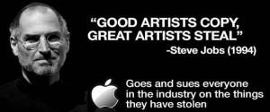 Molti attribuiscono ad Apple innovazioni tecnologiche create da altri.