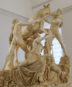 Toro Farnese Museo Archeologico