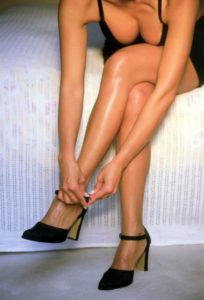 Salute e benessere gambe sane