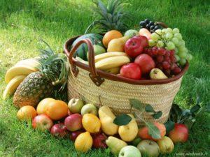 salute e benessere frutta e verdura
