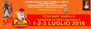 Agenda Pizza Pazza Piazza