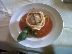 La locanda della pasta - caccavella di parmiggiana di melanzana