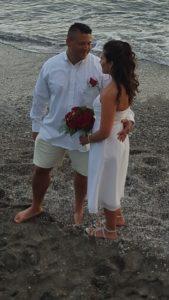 Maiori-Matrimonio-da-favola-sguardo-tra-sposi