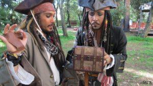 Due Jack Sparrow sono davvero troppi per un solo tesoro, vero Sonny Torino e Alfredo Florio?