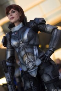 Cosplayer: Silvia Giannetti / fb page: Kiecchan cosplay Ph: Matteo Ialungo
