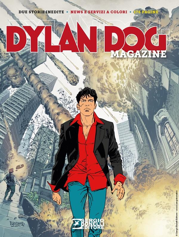 Dylan Dog Magazine 2019