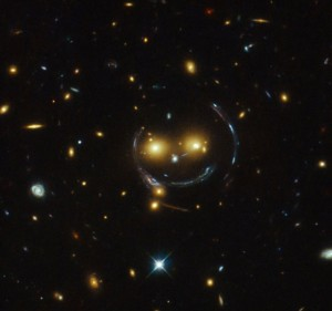 space smiley