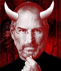 Seppur geniale non sono  poche le critiche che si possono muovere a Steve Jobs.