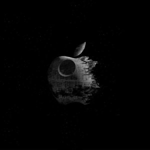 Il lato oscuro di Apple secondo Star Wars.