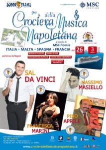 ix crociera della musica napoletana-x comunicato stampa