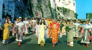 Eventi Regata Amalfi Costumi