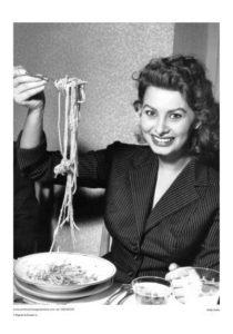 Salute e benessere sophialoren spaghetti