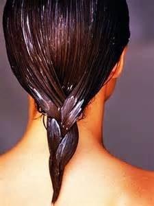 Salue e benessere - olio cocco capelli