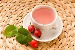 Salute e benessere - tisana rosa mosqueta