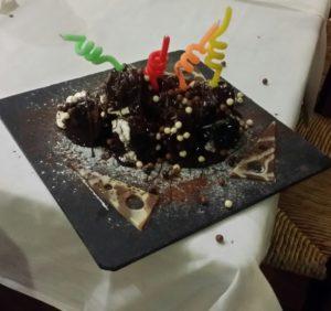 Tengo Fame - la Fazenda - dessert