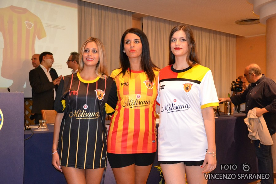 Maglie Benevento Calcio 2017/2018