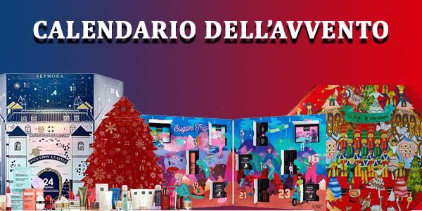 Calendario Dellavvento Nyx.Natale Non E Poi Tanto Lontano 5 Calendari Dell Avvento Da