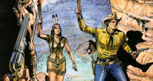 Tex La caverna del tesoro