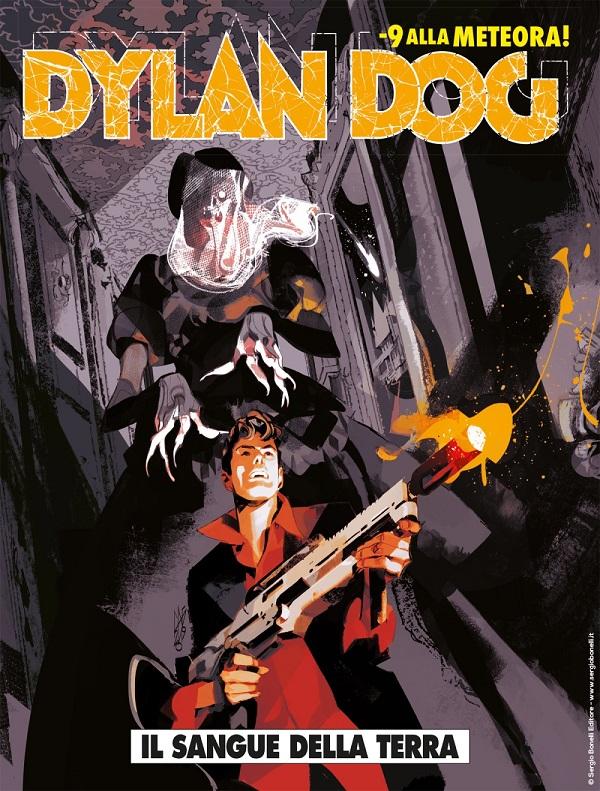 Dylan Dog Il sangue della terra