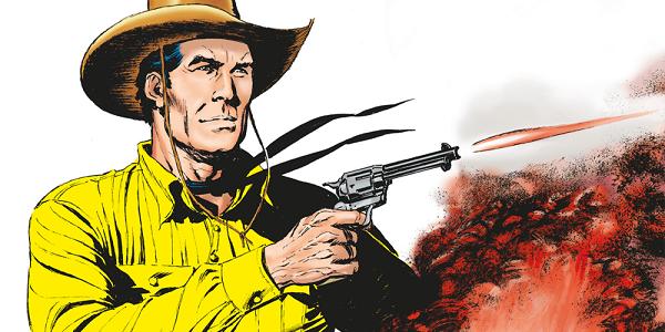 Tex 708 La tribù dei dannati