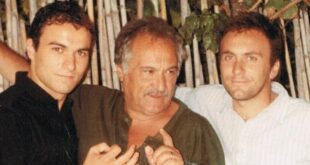 Nunzio, Gianfranco e Massimiliano Gallo