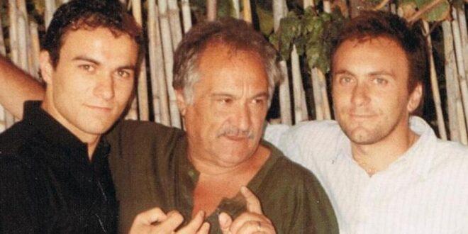 Nunzio, Gianfranco e Massimiliano Gallo