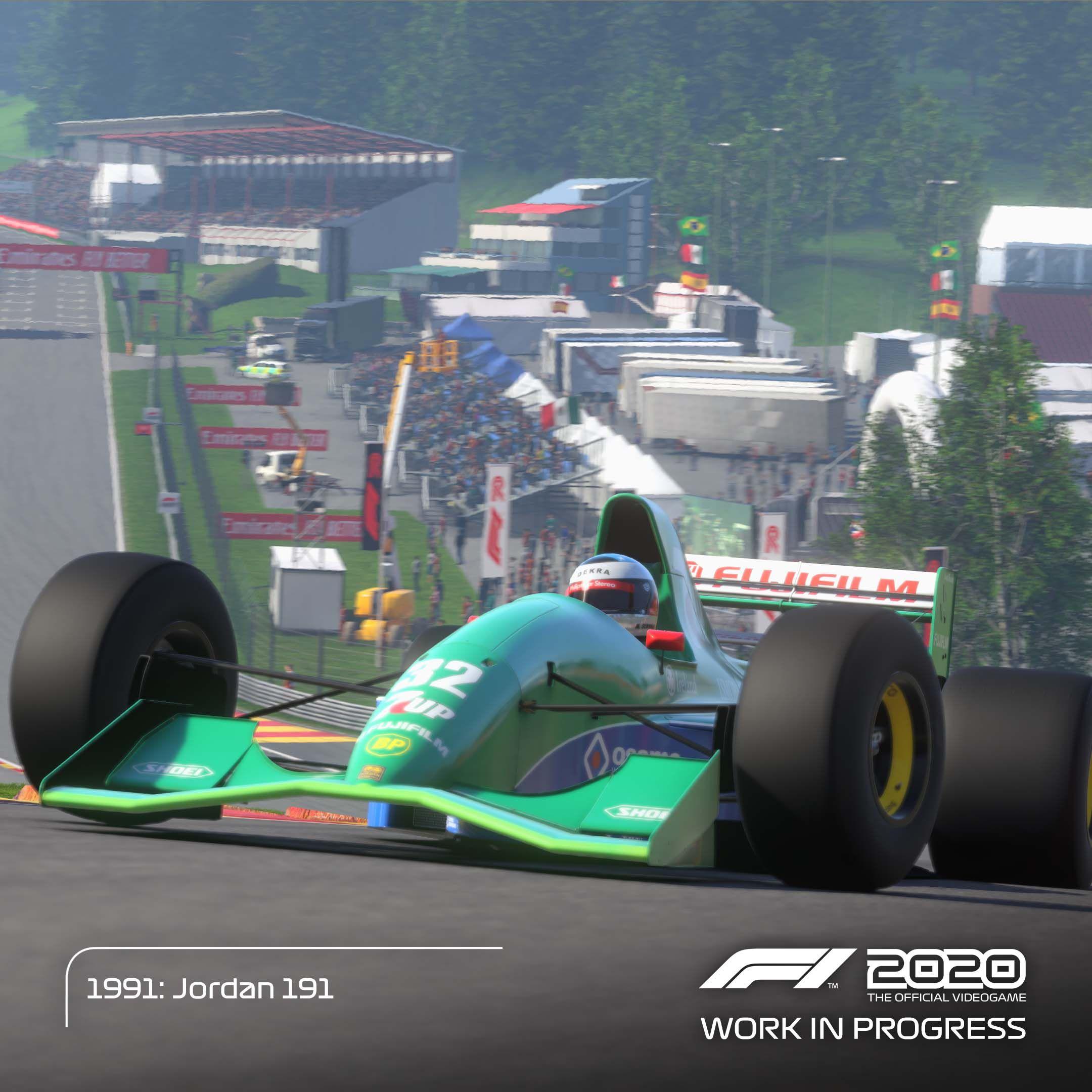 F1 2020: omaggio ad un grande campione con la Deluxe Schumacher Edition
